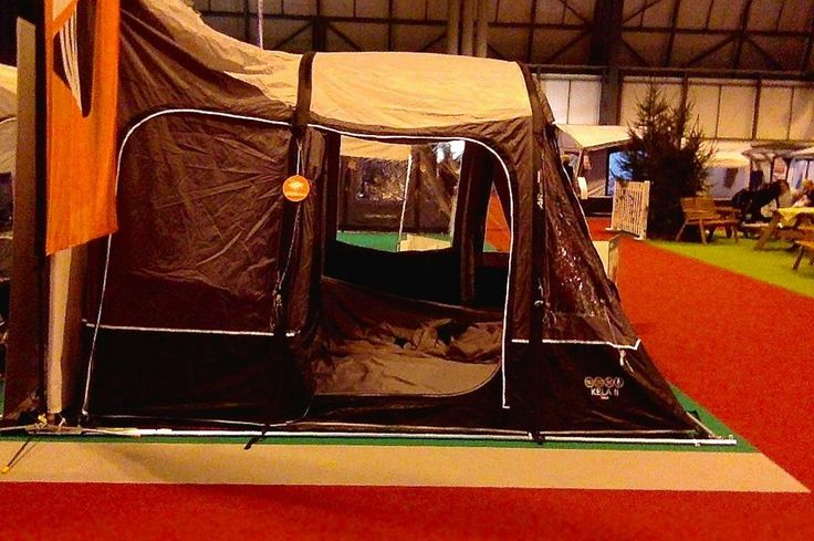 The brand new 2015 Kela II on display at the NEC show!