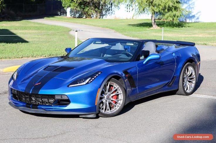 2015 Chevrolet Corvette Z06 #chevrolet #corvette #forsale #unitedstates
