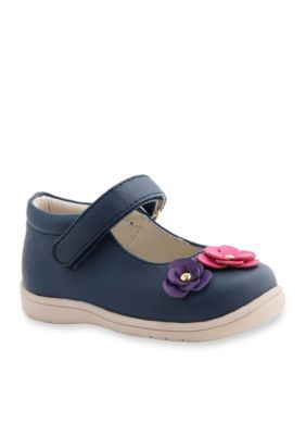 Nina  Indigo Shoe-Youth/Toddler Sizes - Navy - 5M Toddler