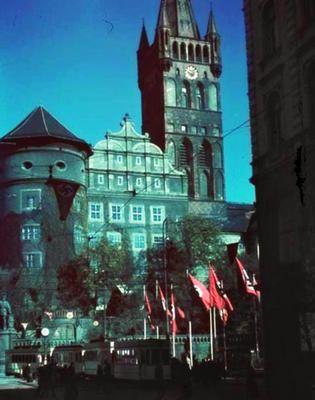 Koenigsberger Schloss 1941