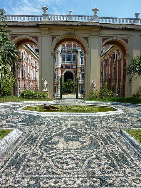 Genoa, Palazzo Reale | Flickr: Intercambio de fotos