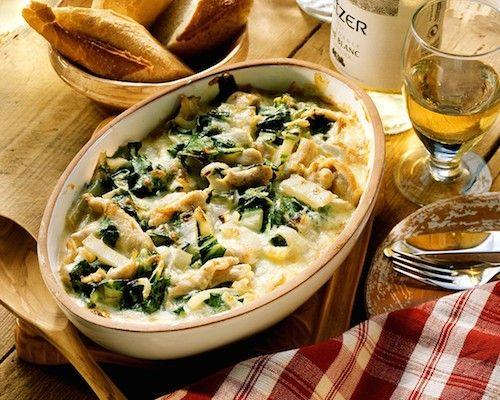 Le gratin de blettes est un plat familial et facile à réaliser ! Retrouvez cette recette d'antan de nos grands-mères.