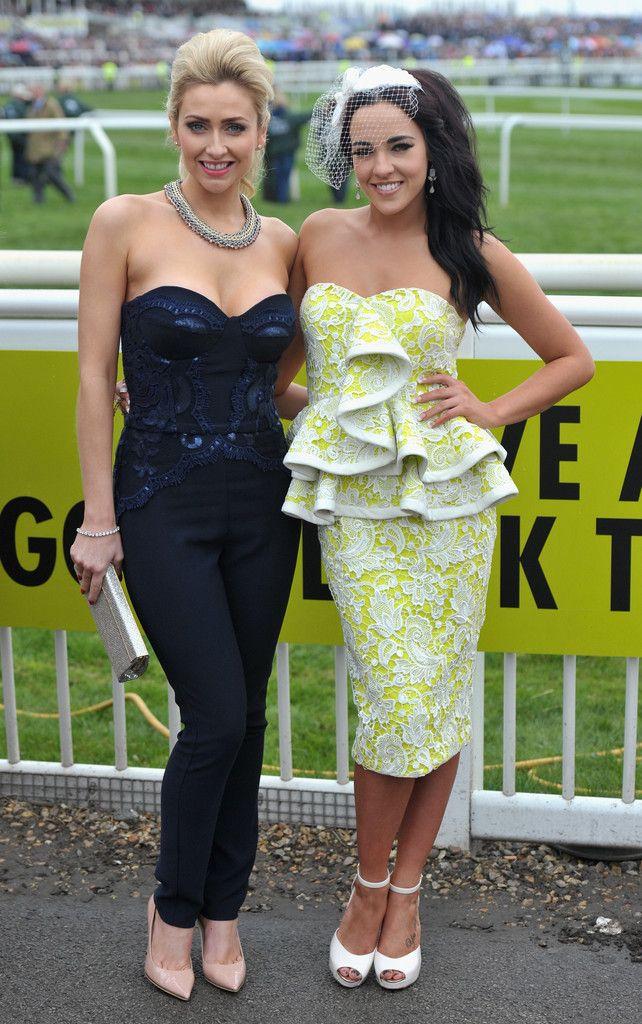 Gemma Merna and Steph Davis..