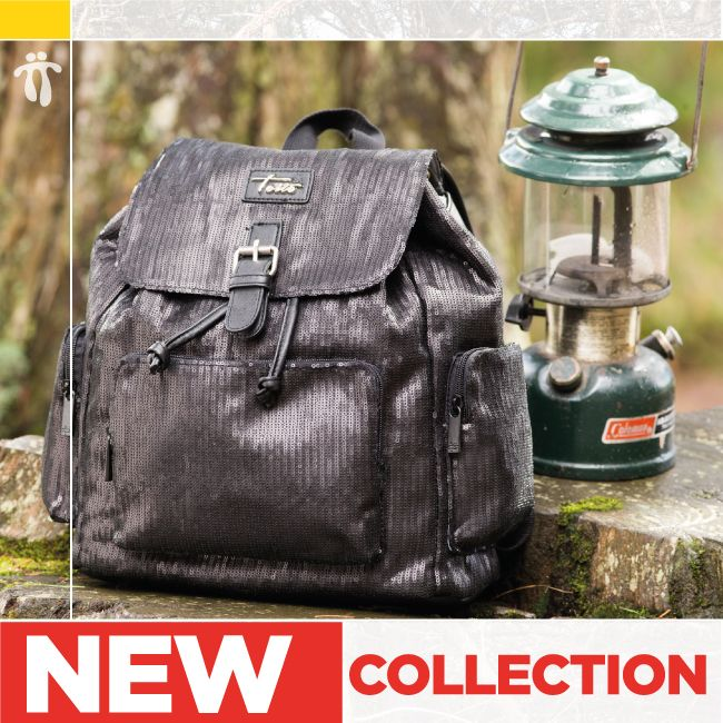 Los brillantes se tomaron la nueva colección. Más detalles en www.totto.com #Moda #Maleta #Bolso #Look #Style #Totto