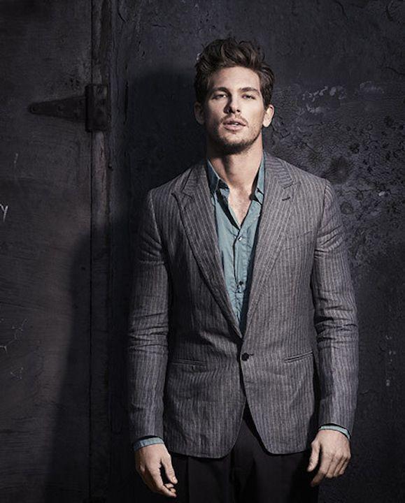 Adam Senn Exudes Modern Elegance for Esquire Latin America