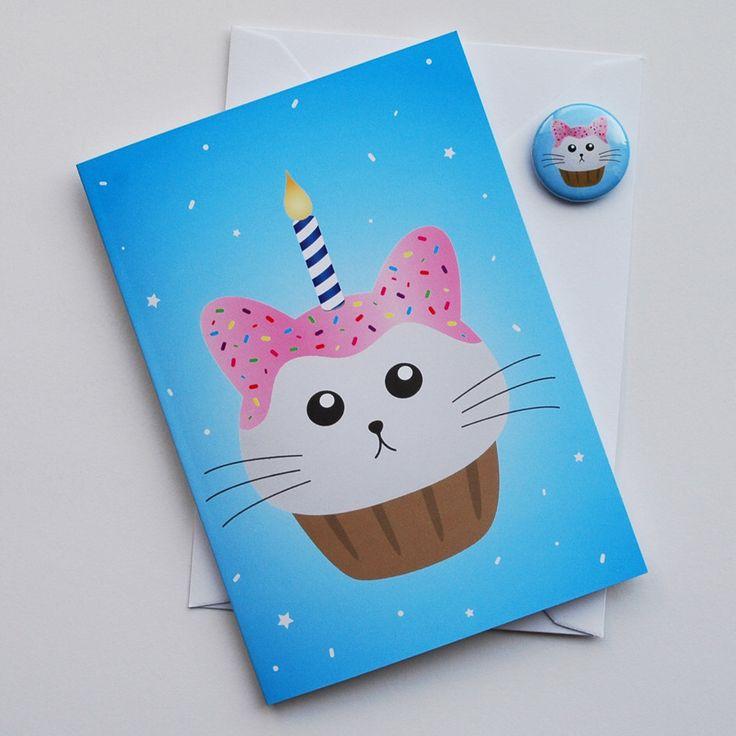 25+ Best Ideas About Cat Cupcakes On Pinterest
