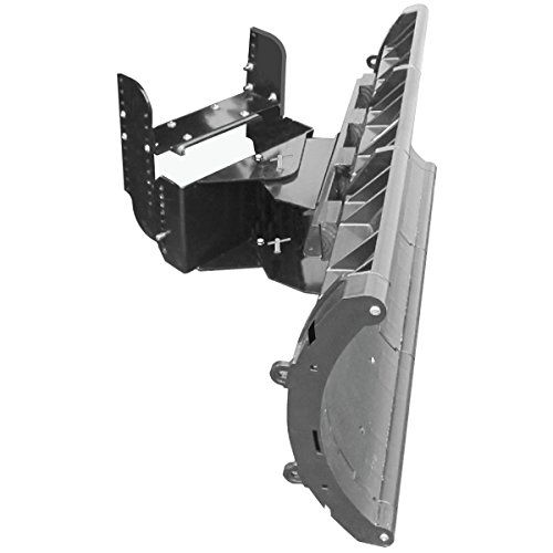 """Nordic Auto Plow LLC ATV Plow, 49"""" L > Universal mounting brackets included Sturdy injected molded ABS plastic construction Steel pivoting 5 position blade Check more at http://farmgardensuperstore.com/product/nordic-auto-plow-llc-atv-plow-49-l/"""