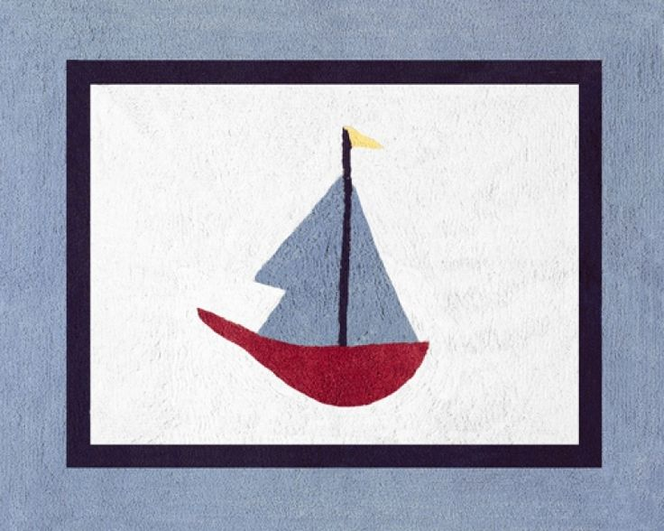 Nautical Rugs For Boats