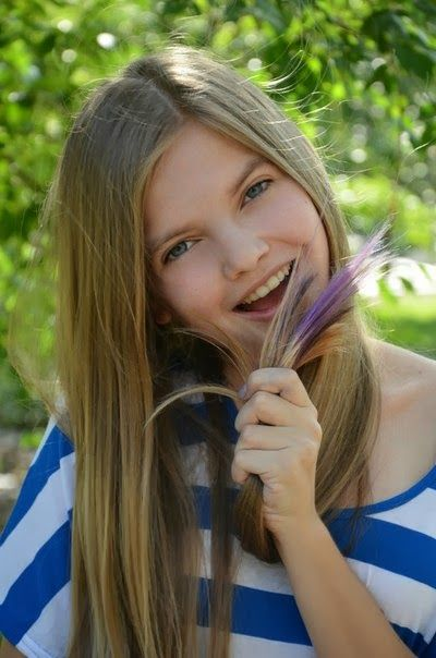 Cute Russian Teen Model Alina S  Beautiful Russian Models