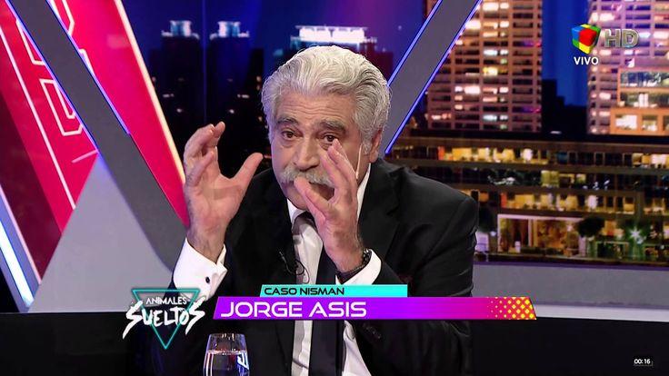 """J.Asís en """"Animales sueltos"""" de A.Fantino - Completo HD - 05/03/15"""