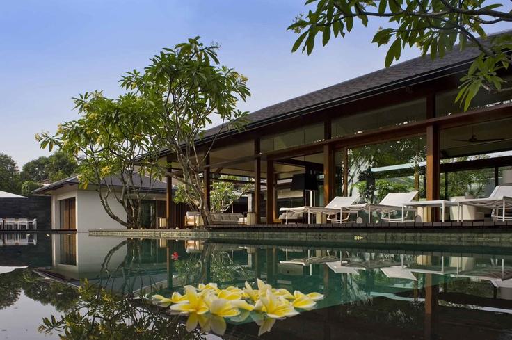 bedmar | shi architects / balinese villa