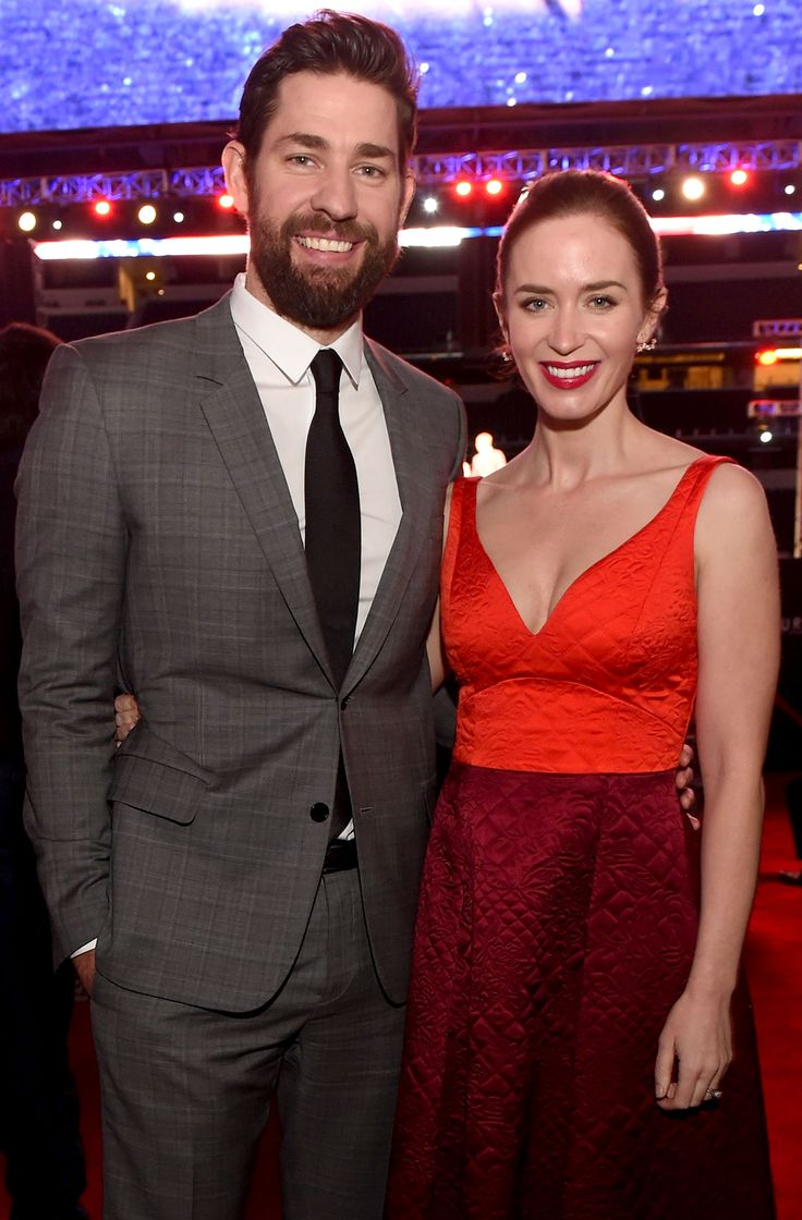 Emily Blunt and John Krasinski Welcome Their Second Daughter—Learn Her Adorable Name! from InStyle.com