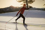 Exercise forSkiing-what muscle groups to focus on with specific moves-lunges, wall sits,