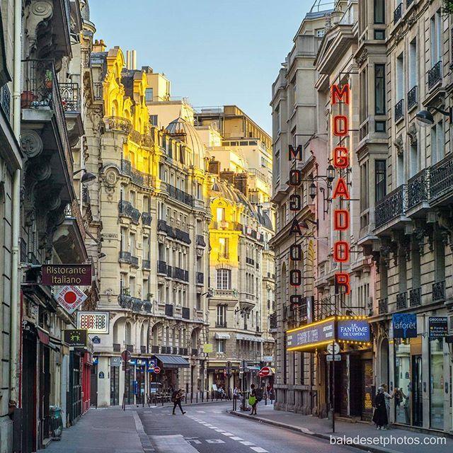 Rue de Mogador, Paris [France]