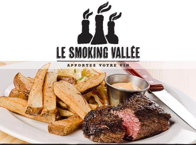 smoking Vallée