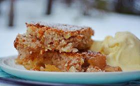 Troll a konyhámban: Gyors almás pite vanília fagyival - paleo