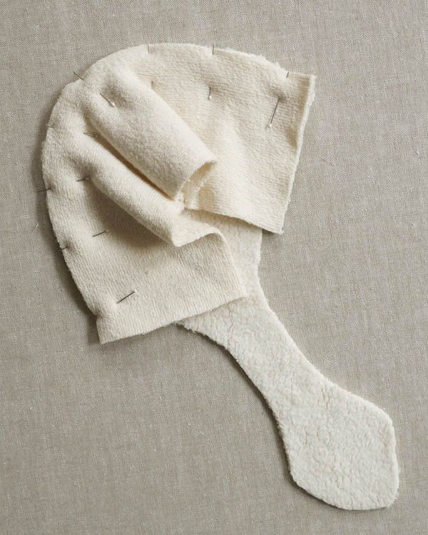Winter Baby Bonnet | The Purl Bee