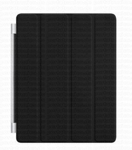APPLE iPad2 Smart Cover Polyurethane Farbe: schwarz