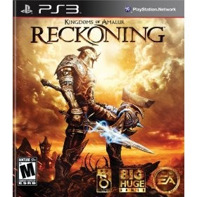 """Reckoning is a single player Action Role-playing Game (RPG) set in the brand-new game fantasy universe of Amalur. The game features an expansive Open World game environment, the unique """"Destinies"""" system that limits character development only by the combination of equipped spells and items carried, intuitive yet challenging combat, a robust crafting system and a range of special attacks."""
