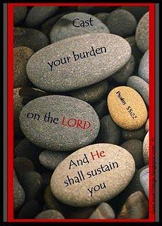 Unburdened Heart Study Week #4: I release unforgiveness so God can fill me up