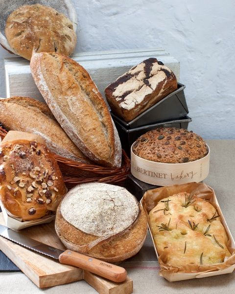 Beautiful #realbread from the @BertinetBakery  - @Waitrose Local & Regional Supplier of the Year! Congratulations guys!