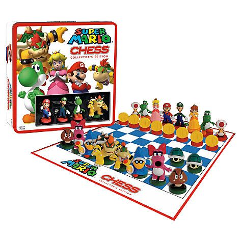 Buy Esdevium Mario Chess Collectors Edition Online at johnlewis.com