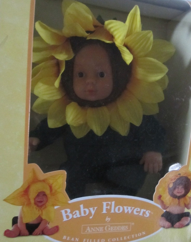 sunflower: Anne Geddes, Geddes Dolls