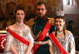 Taís Paranhos: Filme sobre Nicolau II prova que um czar não pode ...