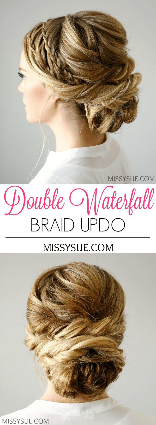 Enjoyable 1000 Ideas About Braided Updo On Pinterest Braids Braided Short Hairstyles For Black Women Fulllsitofus