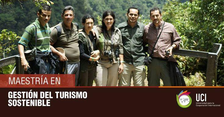 La Universidad para la Cooperación Internacional ofrece una Maestría Profesional en Gestión de Turismo Sostenible
