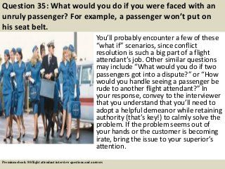 21 best flight attendant qa images on pinterest flight attendant ebook 80 flight attendant interview questions supported by davinetmedia fandeluxe Choice Image