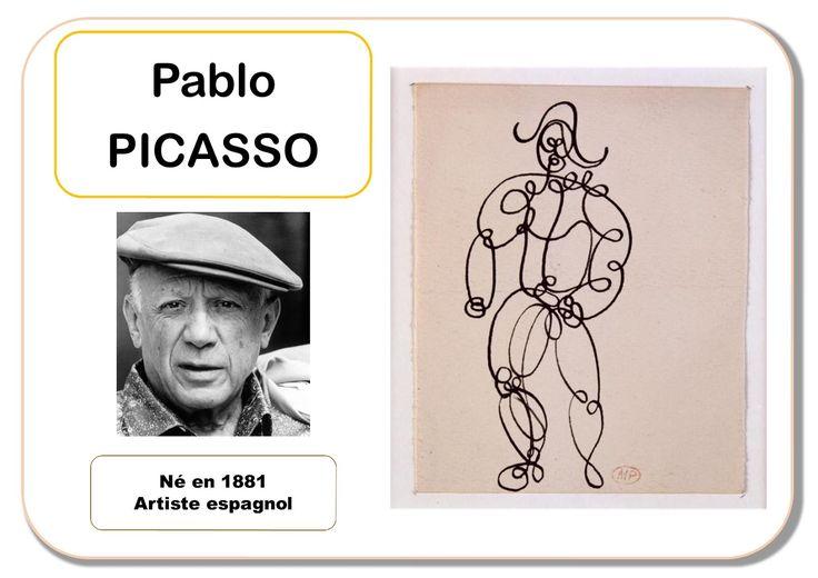 Picasso - Arlequin pour aborder la boucle