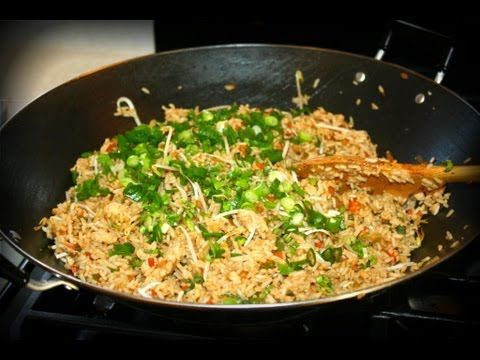 How to make tasty chicken fried rice using a traditional Chinese influenced recipe from the Caribbean. With the huge influence Chinese immigrants had on the Cuisine of the Caribbean, especially islands like Trinidad and Tobago, Jamaica and Guyana, it's not strange to see many Chinese style dishes throughout the Caribbean. Including this chicken ...