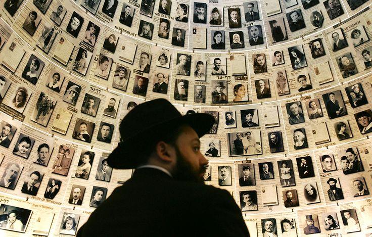 Museo del Holocausto, Jerusalem