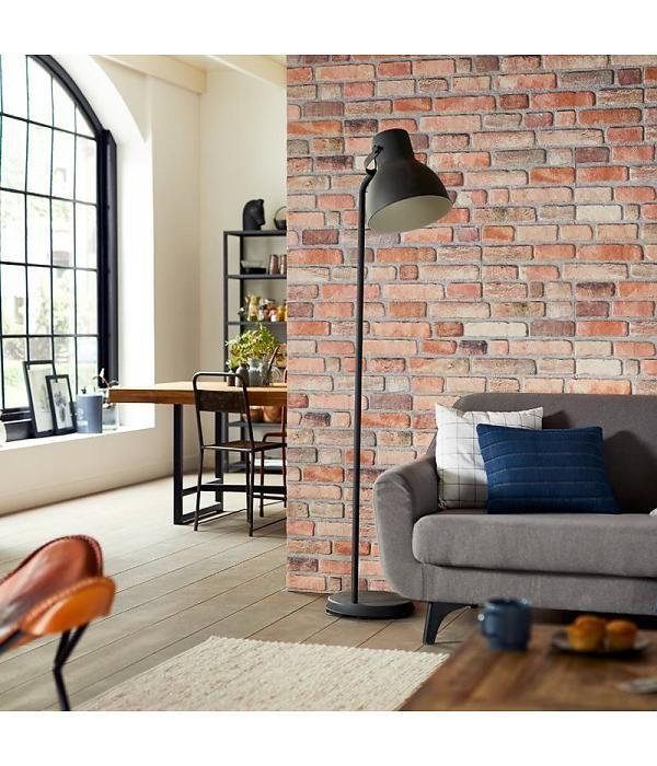 Brick Wall Ultralight Hd Printedshop The Look Style4walls Loft Design Recycled Brick Brick