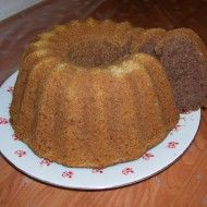 Fotografie receptu: Bábovka z cukety