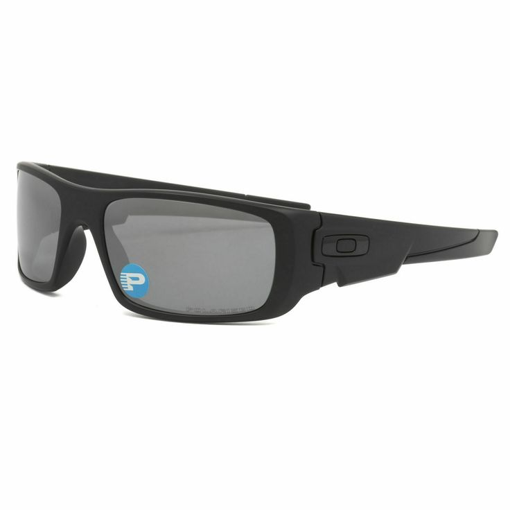 Oakley crankshaft sunglasses oo923906 matte black black