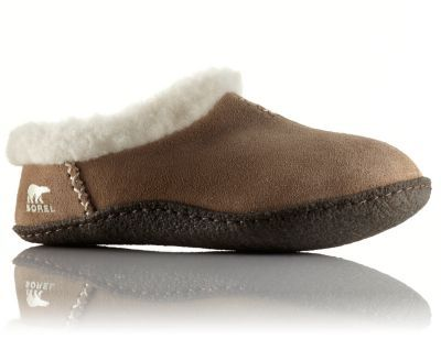 Stay warm when the temperature drops with these ultra-cozy slippers featuring a suede upper and natural rubber sole for durability.