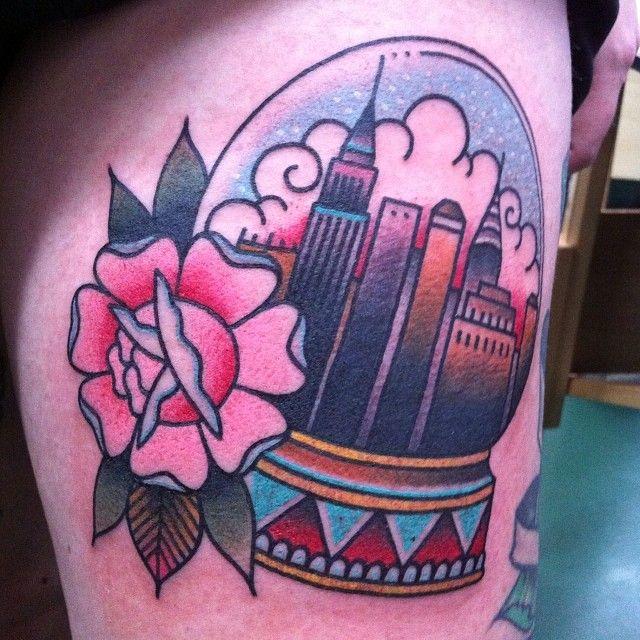 beadorned:  @Ashley Walters Walters #nyc #tattoo #newyorkadorned (at NY Adorned)  Ashley Love