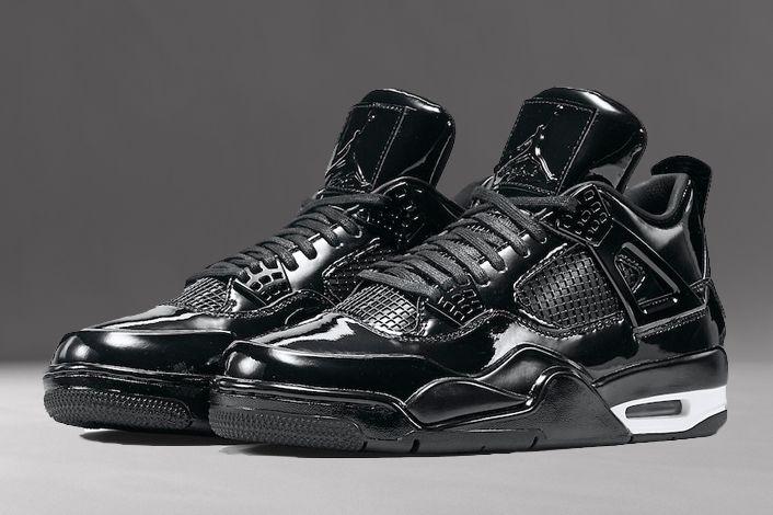 Air Jordan 11LAB4 Black 719864-010 2015