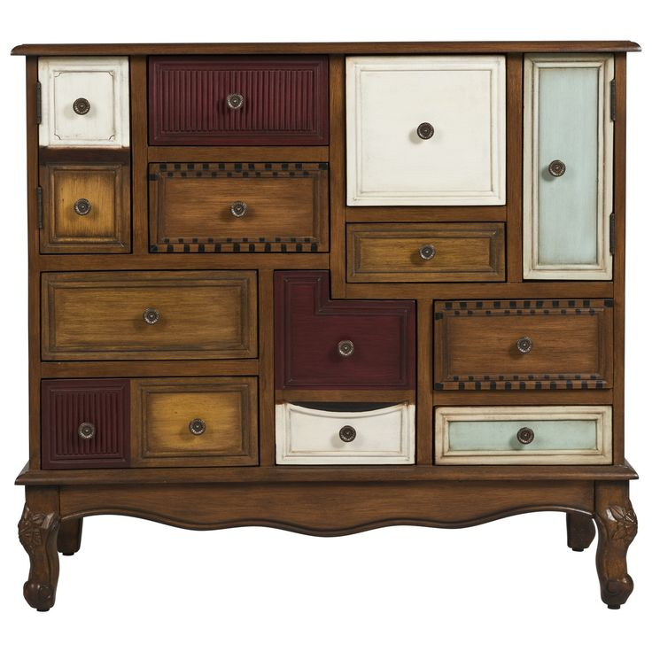 The Shelby Antique Drawer Unit Is A Unqiuely Designed And Vintage Chest Of Drawers Perfect For