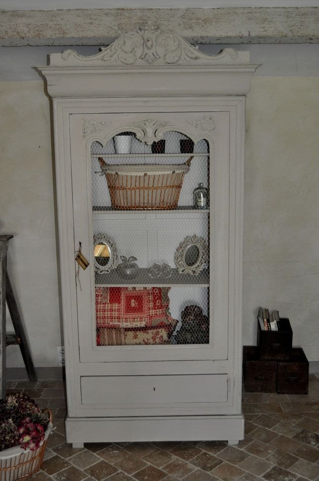 137 best créer meuble images on Pinterest Painted furniture - Moderniser Un Meuble Ancien