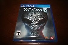 Xcom 2 (Sony PlayStation 4 PS4 2016) Brand New and Sealed