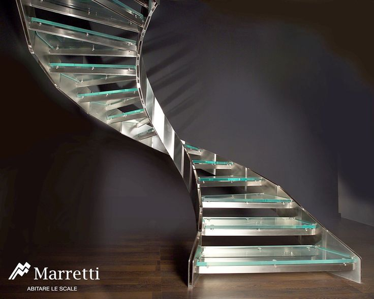 Best 49 Best Glass Staircase Images On Pinterest Glass Stairs 400 x 300
