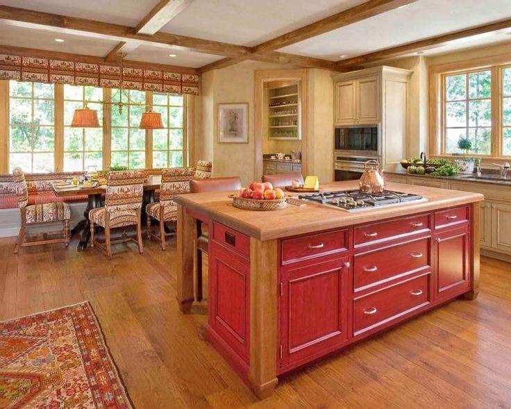 Diy kitchen island ideas with seating home kitchen furniture islands carts pinterest - Kitchen island seating ideas ...