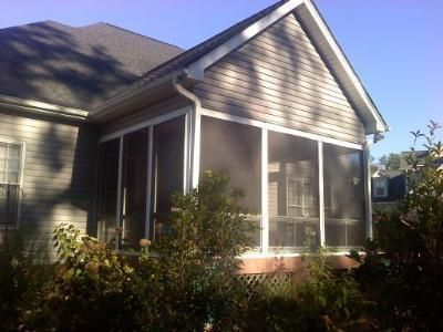Screened in Porch | Archadeck | Porches | Screened Porches | Call Us