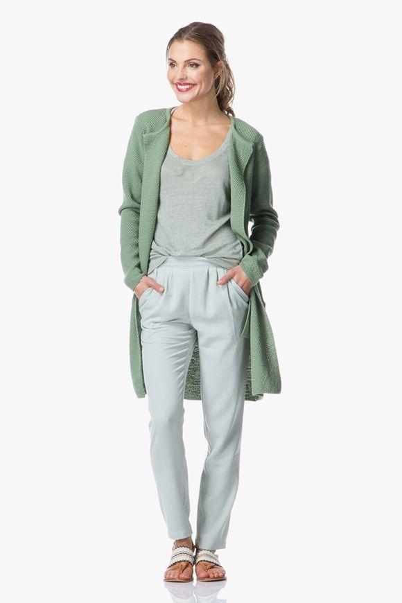 Shop the look - Stijlvol Groen   Perfectly Basics. Weer een heel andere (kleur) combinatie dan je gewend bent