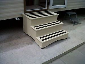 Best Portable Steps For Rv Google Search Camper Steps Rv Stuff Camper Decor 640 x 480
