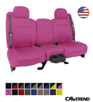 NeoSupreme Custom fit seat covers offer a sporty look to your vehicle. Available in many colors.
