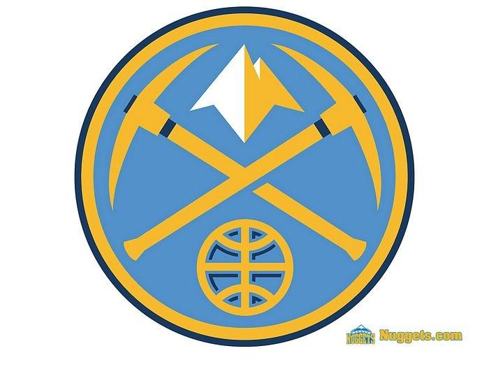 NBA Denver Nuggets Logo